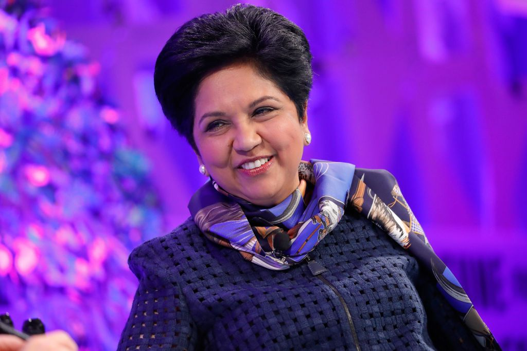 PepsiCo's CEO And Chair Indra Nooyi Is Leading The Company To New Heights
