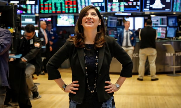 First Female Leader of the NYSE in it's 226-year History
