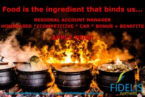 REGIONAL ACCOUNT MANAGER