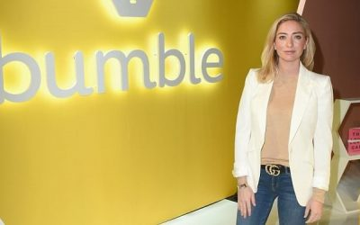 Meet Whitney Wolfe Herd, the 31-year-old CEO of the female-led dating app Bumble that just went public