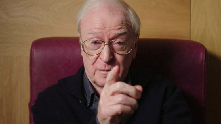 COVID-19: Sir Michael Caine and Sir Elton John advocate vaccines