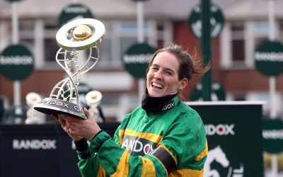 Grand National: Rachael Blackmore will surely not be the last woman to ride into the winner's enclosure